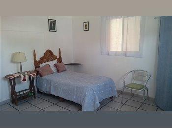 CompartoDepa MX - MINI DEPTO AMUEBLADO -SOLO MUJER, Cuernavaca - MX$2,200 por mes