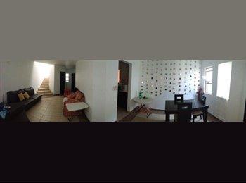 CompartoDepa MX - Rento cuarto con baño independiente , Ciudad Apodaca - MX$3,000 por mes