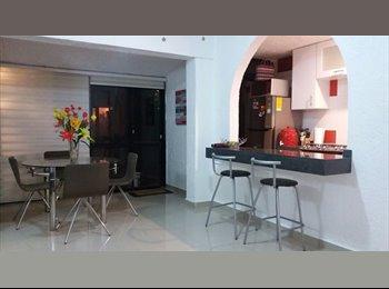 CompartoDepa MX - Renta Habitación, Cuernavaca - MX$4,000 por mes