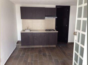 CompartoDepa MX - Hermoso departamento tipo loft nuevo con todo incluido, Ciudad López Mateos - MX$7,500 por mes