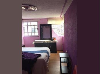 CompartoDepa MX - Rento habitación amueblada en Metepec, Metepec - MX$3,000 por mes