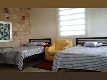 CompartoDepa MX - departamentos amueblados 1-y-2 habitaciones, Campeche - MX$3,800 por mes