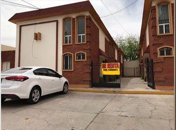 CompartoDepa MX - DEPARTAMENTO EN RENTA, Chihuahua - MX$6,000 por mes