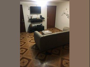 CompartoDepa MX - Se renta habitación , Azcapotzalco - MX$28,000 por mes
