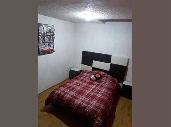 CompartoDepa MX - Renta de Habitaciones servicios incluidos a 5 min de metro camarones y aquiles serdan! , Azcapotzalco - MX$3,000 por mes