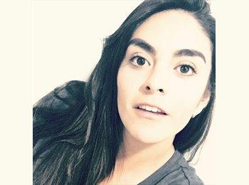 CompartoDepa MX - Daniela - 22 - Pachuca