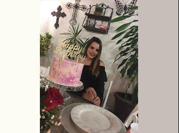 CompartoDepa MX - Maria Ines - 19 - San Pedro Garza García