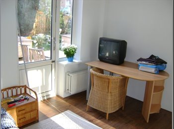 EasyKamer NL - Spacious room all furniture, newly decorated aprt, Amsterdam - € 500 p.m.