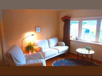 EasyKamer NL - Sunny studio plus separate bedroom 35m2 in a comfortable home, Wageningen - € 625 p.m.