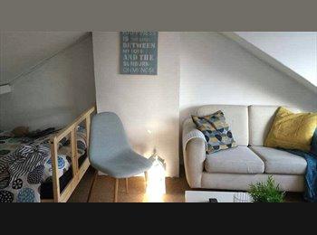 EasyKamer NL - super leuke zolder etage, Breda - € 360 p.m.