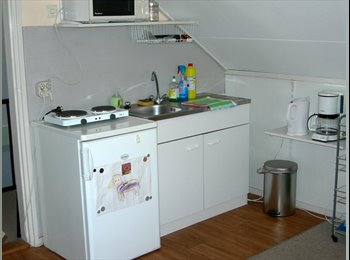 EasyKamer NL - Mooie zolderkamer, Alkmaar - € 400 p.m.