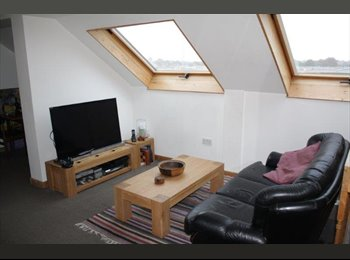 EasyRoommate UK - Rooms in shared duplex 60-80pw inc., Stanley - £260 pcm