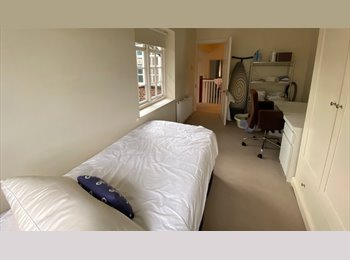 EasyRoommate UK - Single MALE only: double  Bedroom in Hampstead garden suburb , Golders Green - £650 pcm