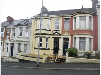 EasyRoommate UK - Single room in Lipson for £75pw all inclusive, Mannamead - £325 pcm