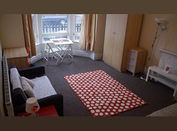 EasyRoommate UK - 2 bed flat - self contained studios - ensuite - house shares ... JULY / AUGUST, Potternewton - £400 pcm