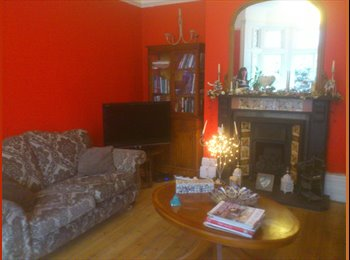 EasyRoommate UK - Three rooms available in a stunning edwardian property!  close to city center, Cathays - £600 pcm