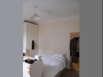 EasyRoommate UK - Large double in 3 bed house close to Uni, Clarendon Park - £312 pcm