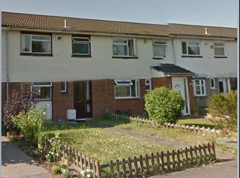 EasyRoommate UK - Large  Double Room next to Heathrow and M4 ( Inc Bills and Wifi), Slough - £500 pcm