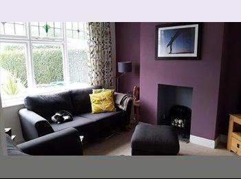 EasyRoommate UK - Large double room in beautiful furnished house, Withington - £450 pcm