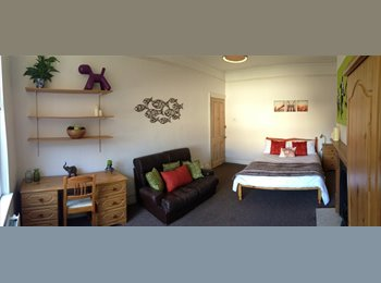 EasyRoommate UK - 3 Large Double Room in Professional House - Gloucester Road, Horfield - £525 pcm