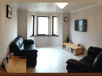 EasyRoommate UK - Available now! Double room in City Centre Flat with Parking - Price Includes Council Tax, Aberdeen - £460 pcm