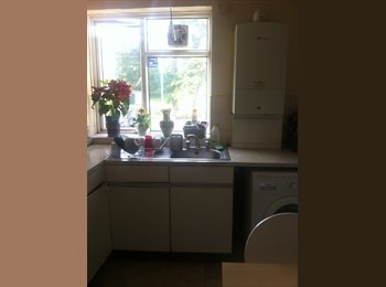 EasyRoommate UK - Large double room in friendly flat share in Kingston Hill, all bills included, Norbiton - £575 pcm