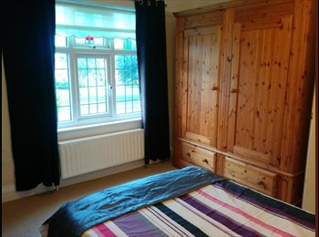 EasyRoommate UK - Just Decorated Large Room, all Bills Included, Barnsley - £340 pcm