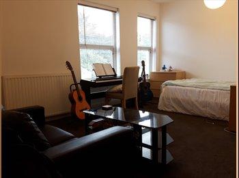 EasyRoommate UK - Large,bright double room in stylish, refurbished flat, Chancet Wood - £345 pcm