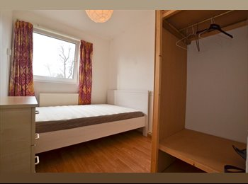 EasyRoommate UK - Stunning Double in Putney Right by the Station!, Putney - £563 pcm