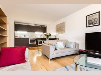 EasyRoommate UK - Excellent Double Room All Inclusive Available Now, Elephant and Castle - £850 pcm