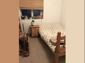 EasyRoommate UK - Great location near Wimbledon Common Double room in Southfields in friendly flatter £600/mnth, Southfields - £600 pcm