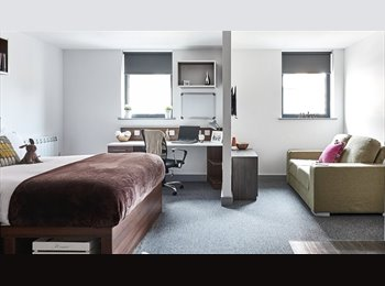 EasyRoommate UK - The Foundry - New Student accommodation, Armley - £528 pcm