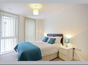 EasyRoommate UK - * Lovely En-Suite Bedroom, w/Bills Inc next to Greenwich Park!, Greenwich - £1,079 pcm