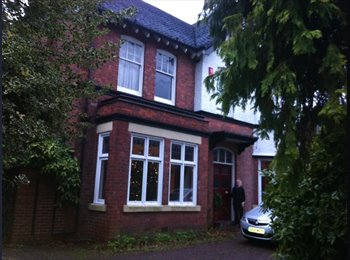 EasyRoommate UK - Room to let South Walsall convenient Birmingham & University A34, Walsall - £400 pcm