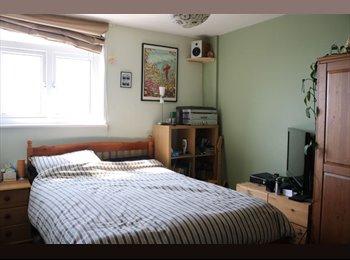EasyRoommate UK - Doube bedroom available in Kemptown sea view flat £525pm, Kemptown - £525 pcm