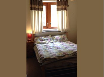 EasyRoommate UK - Jun-Sep West End room, close to Kelvinbridge subway, Hillhead - £315 pcm