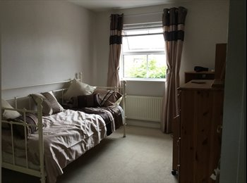 EasyRoommate UK - Bright, quiet room to rent with parking space , Lower Eastern Green - £380 pcm
