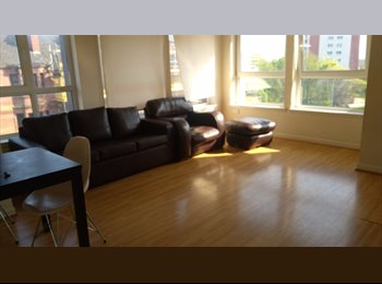 EasyRoommate UK - 1 room is available in 2 bedroom furnished  apartment at Springfields garden G31 4JA, Parkhead - £375 pcm