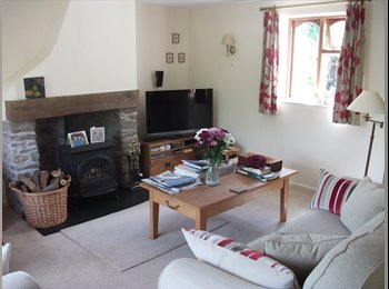 EasyRoommate UK - Double room to rent in 5 bed Detached House, Clevedon - £500 pcm