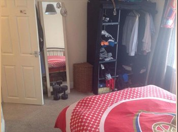 EasyRoommate UK - Laid back 34yr old has double room to rent out!, Swindon - £450 pcm