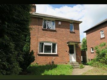 EasyRoommate UK - Cozy house 10min walk from University of Southampton, Swaythling - £334 pcm