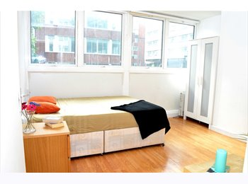 EasyRoommate UK - Oxford circus! nice room all bills included , Walworth - £888 pcm