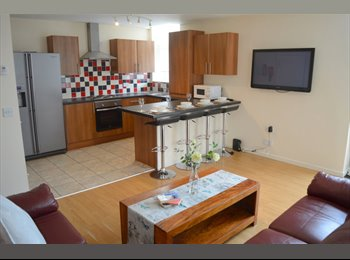 EasyRoommate UK - ROOM IN STUDENT HOUSE IN HEATON AVAILABLE 20/07/17 £87.85pw BILLS INC., Heaton - £381 pcm