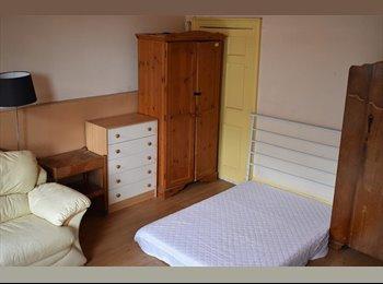 EasyRoommate UK - Big Double Room in Lothian Road, Bruntsfield - £550 pcm