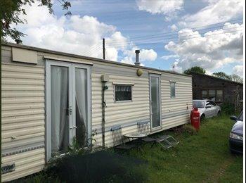 EasyRoommate UK - Static Caravan , March - £500 pcm