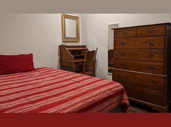 EasyRoommate US - Bedroom available!, Richardson - $600 pm