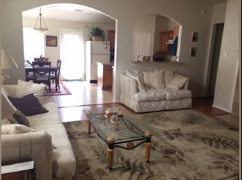 EasyRoommate US - Nice furnished bedroom in a nice 3/2/2 house in real nice area in Grand Mission/West Park tollway, Mission Bend - $475 pm