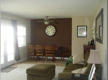 EasyRoommate US - Cute 3 bedroom house, looking for a 3rd housemate, Moorpark - $650 pm