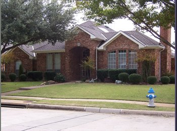 EasyRoommate US - Fully furnished rooms for females - N Central Plano, Allen - $600 pm