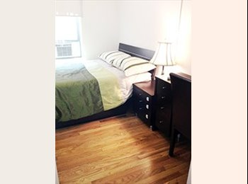 EasyRoommate US -  Sunny Elevator building with free gym 1 block from subway1 train, Lincoln Square - $1,400 pm